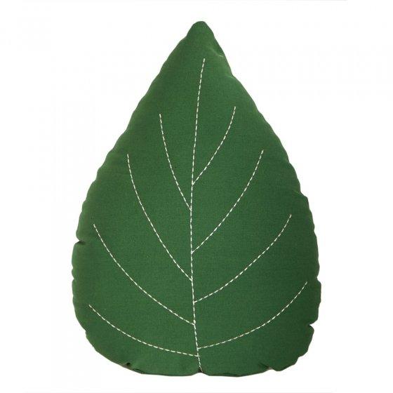 Roommate Green Leaf Cushion