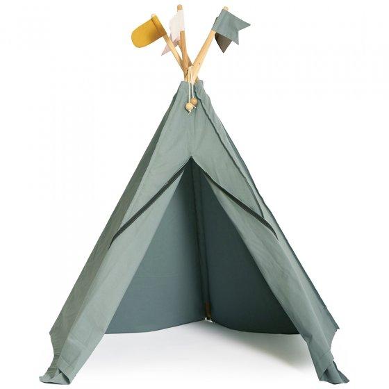 Roommate Sea Grey Hippie Tent