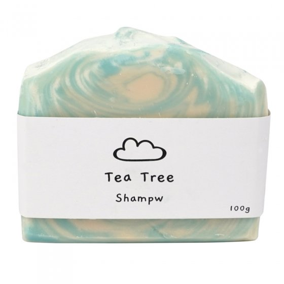 Shampw Tea Tree Hair Bar