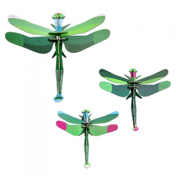 Studio Roof Big Dragonflies Set of 3