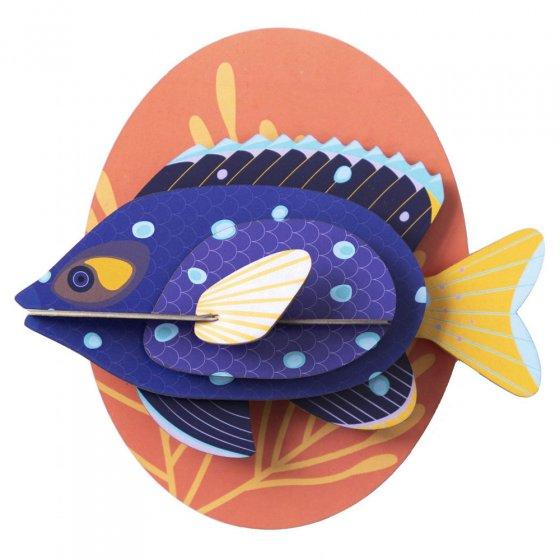 Studio Roof Big Fishes - Jewel Damselfish