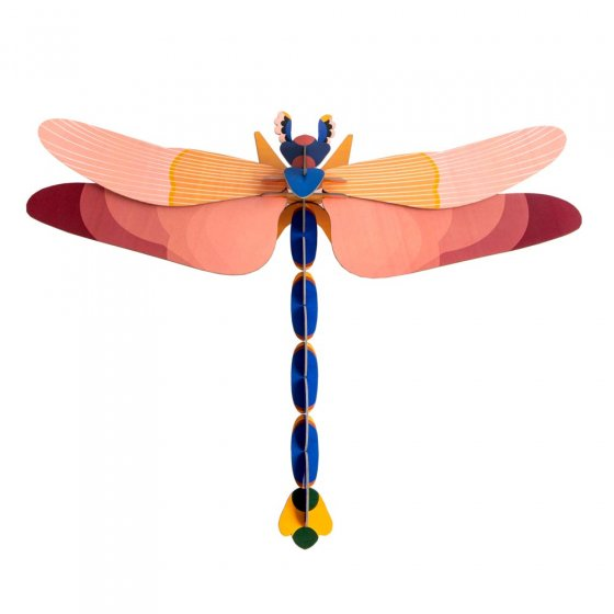 Studio Roof Deluxe Pink Dragonfly