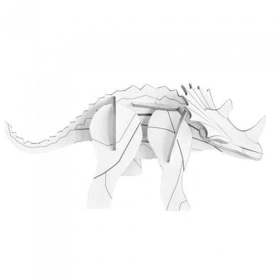 Studio Roof DIY Triceratops