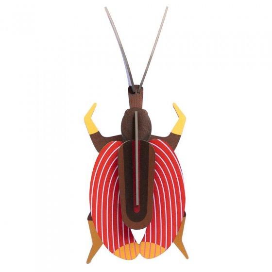 Studio Roof Violin Beetle