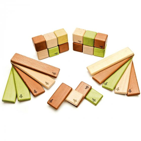 Tegu Jungle 26 Piece Discovery Set