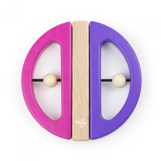 Tegu Swivel Bug Pink / Purple
