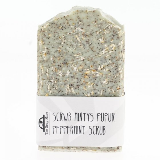 The Soap Mine Peppermint Scrub