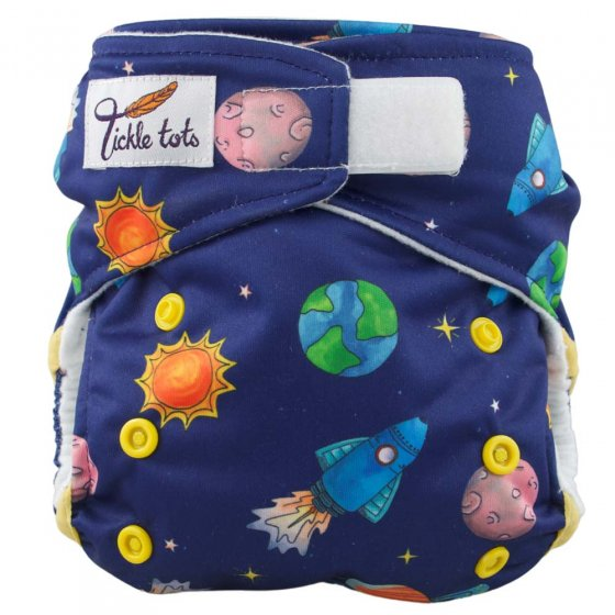 Tickle Tots AIO Nappy - Blast Off
