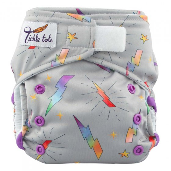 Tickle Tots AIO Nappy - Spark