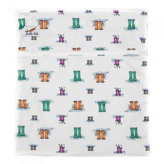 Tickle Tots Wet Bags - Wellies
