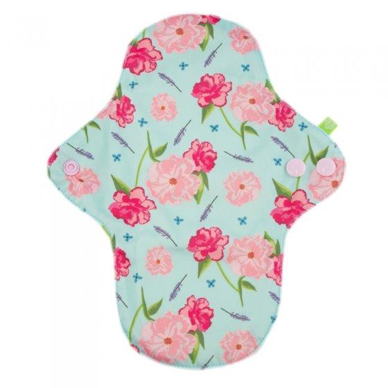 Fern Regular Menstrual Pad - Floral