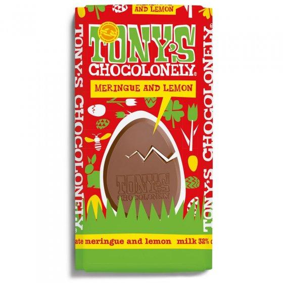 Tony's Chocolonely Meringue & Lemon Milk Chocolate 180g