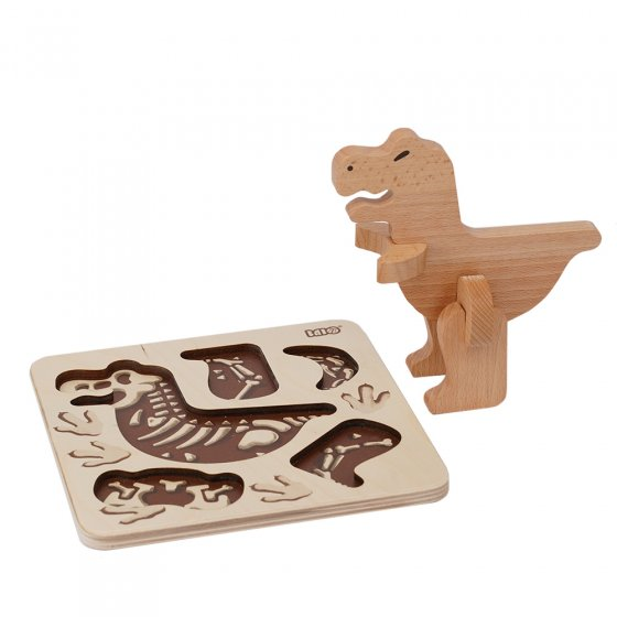 Bajo T-Rex Puzzle and Sorter