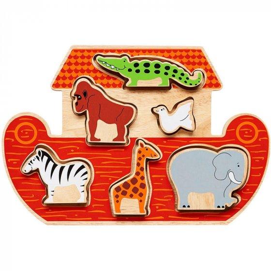 Lanka Kade Noah's Ark Shape Sorter Tray