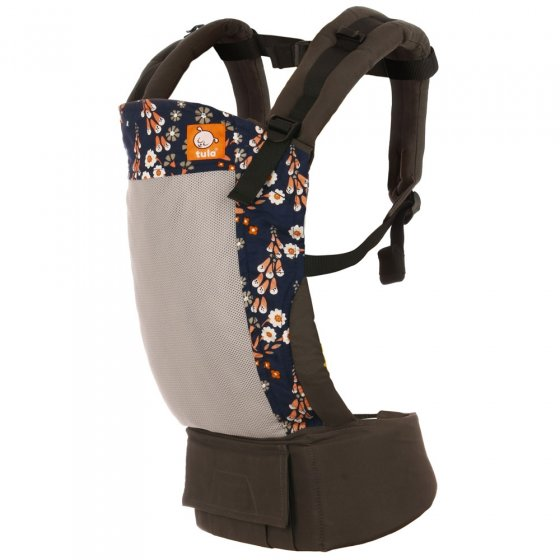 Tula Standard Baby Carrier - Coast Foxgloves