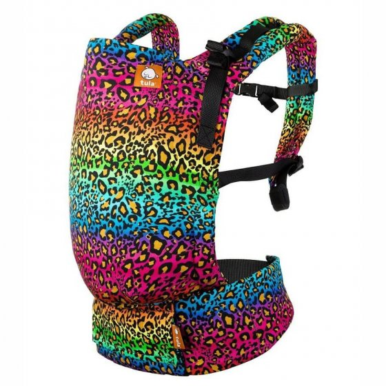 Tula Free To Grow Baby Carrier - Totally Rad!