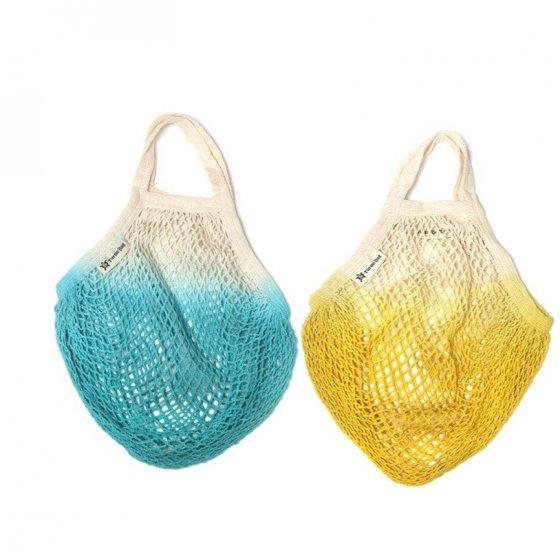 Turtle Bags DipDye Short Handle String Bag