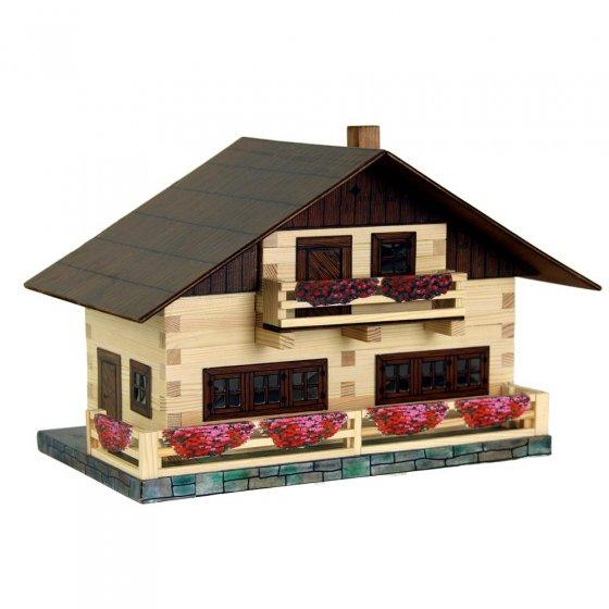 Walachia Alpine House Hobby Kit
