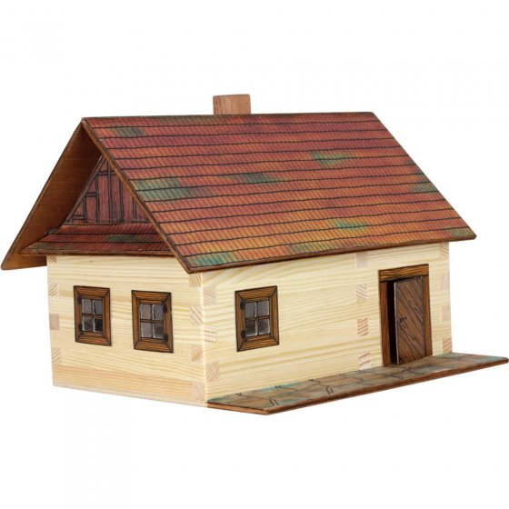 Walachia Log Cottage Hobby Kit