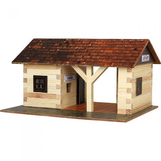 Walachia Railway Station Hobby Kit