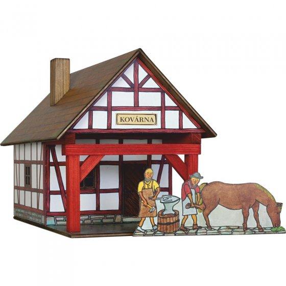 Walachia Timbered Forge Hobby Kit