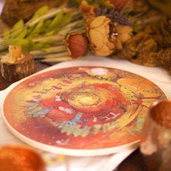 Waldorf Family Autumn Wheel