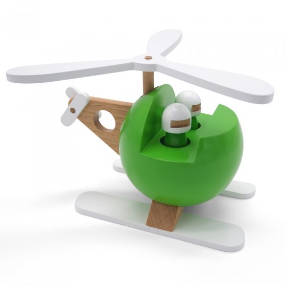 Wodibow Green Rider Helicopter