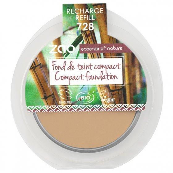 Zao Compact Foundation Refill
