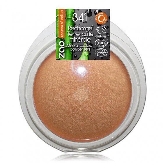 Zao Cooked Powder Refill