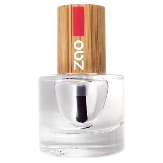 Zao Nail Polish Duo Top & Base Coat