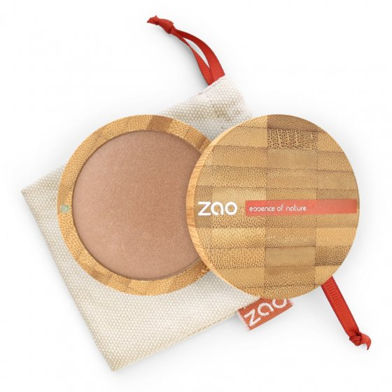 Zao Refillable Bamboo Cooked Powder