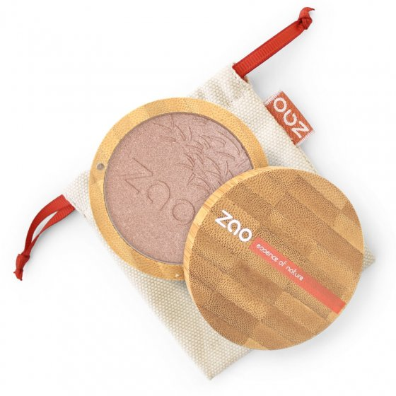Zao Refillable Shine-Up Powder