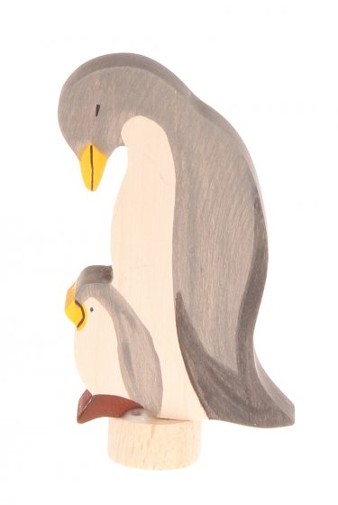 Grimm's Penguin Decorative Figure