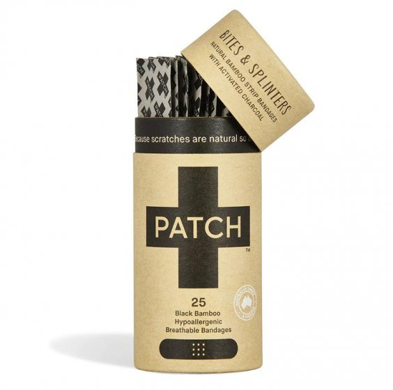 Patch Biodegradable Plasters - Activated Charcoal