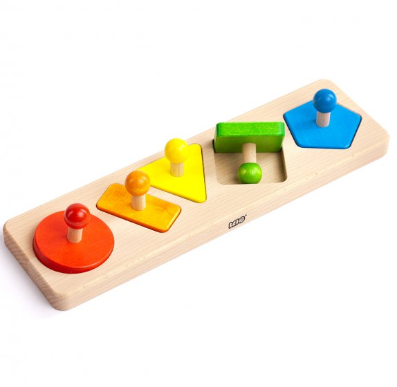 Bajo Figures Sorting Board