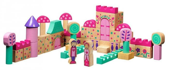 Lanka Kade Fairytale Building Blocks