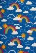 Frugi Rainbow Skies Print