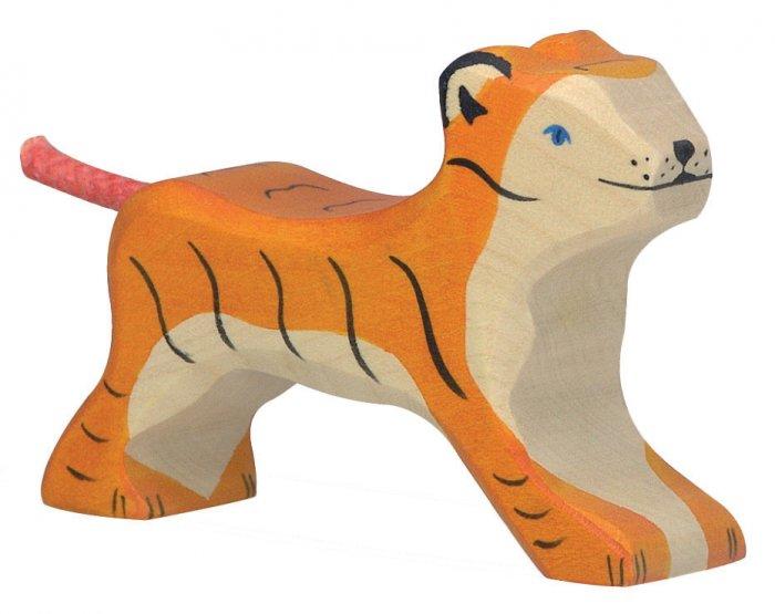 Holztiger Small Running Tiger