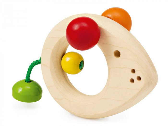 Selecta Topino Mouse Clutching Toy