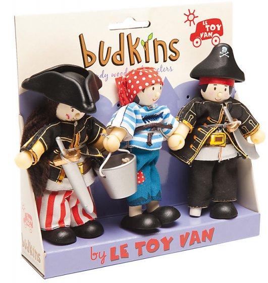 Budkins Pirates Pack