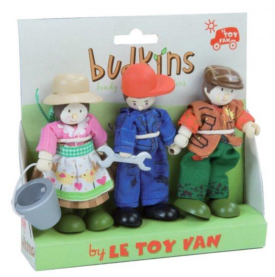 Budkins Farmer Pack