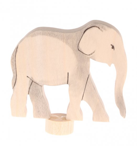 Grimm's Elephant Decorative Figure