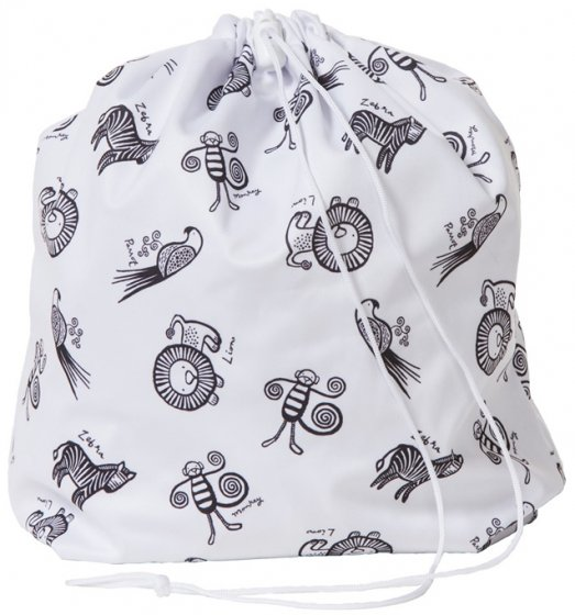 GroVia Wild Things Wet Bag
