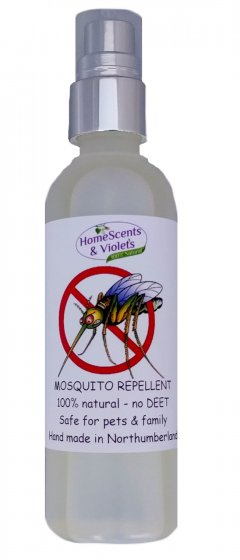 Violets Mosquito Repellent Spray
