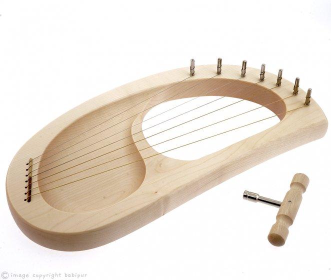Auris Children's Lyre – 7 String