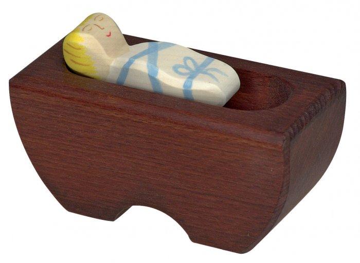 Holztiger Baby Jesus 2