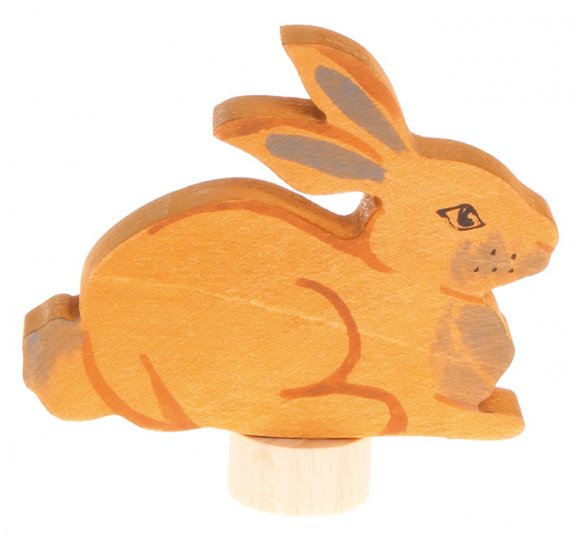 Grimm's Sitting Rabbit Decorative Figure