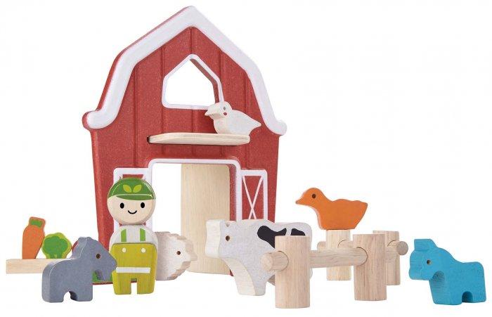 Plan Toys Farm PlanWorld