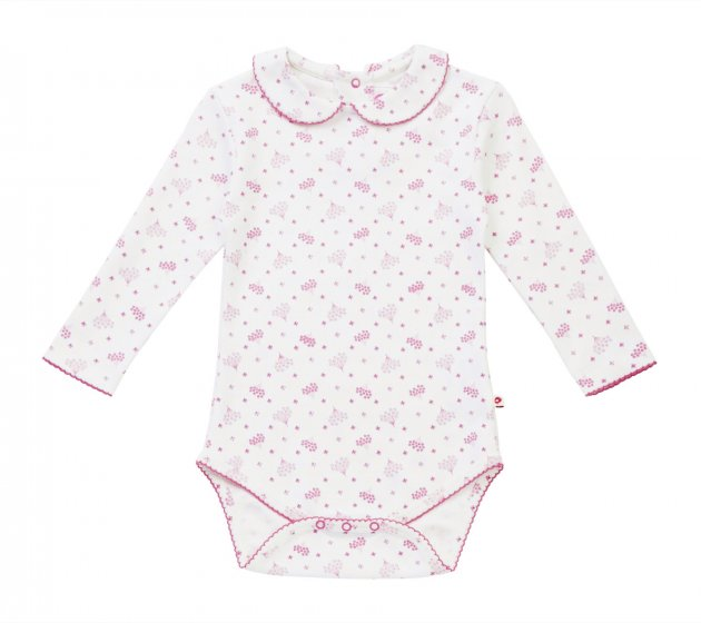 Piccalilly Winter Berry Baby Body