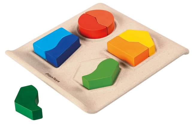 Plan Toys Shape Matching